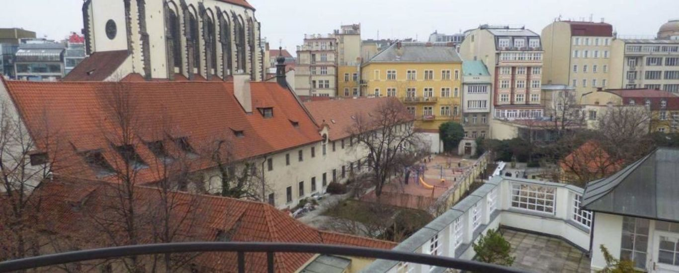 Offices for rent, 168 m2, Jumgmannova, Prague 1