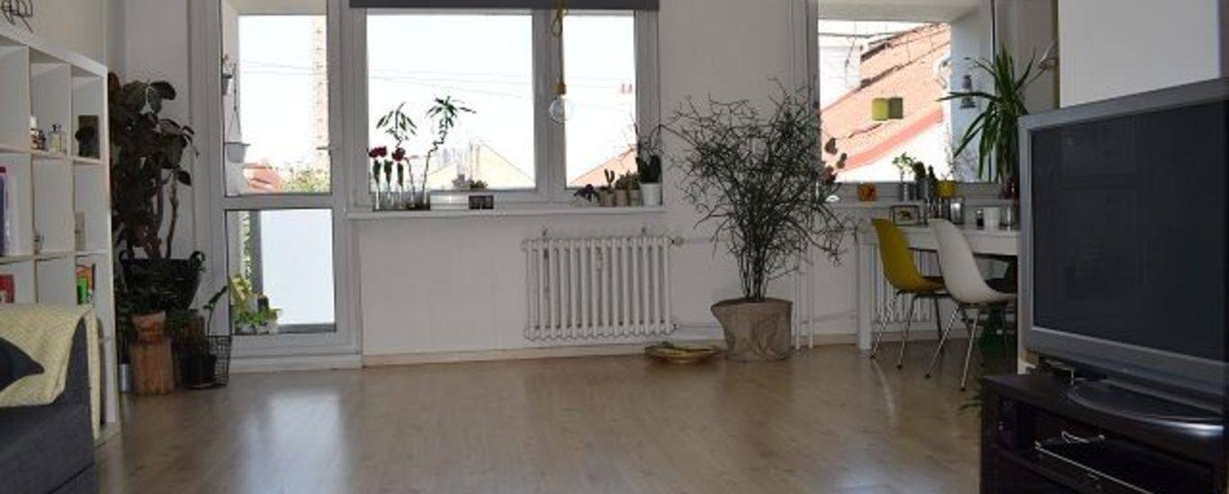 Sale of apartment 3 + kk, 80 m2, Kloboučnická - Prague 4